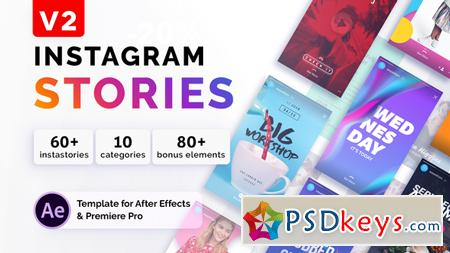 Instagram Stories 21850927 - After Effects Projects