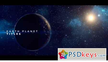 Earth Planet Titles 2510116