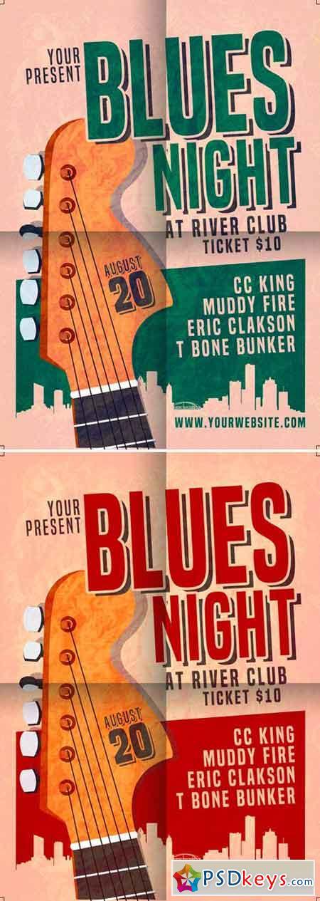 Blues Night 2516517
