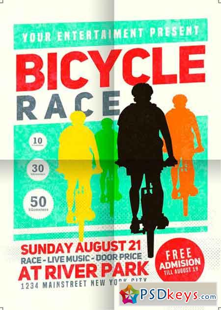 Bicycle Race Tournament 2516430
