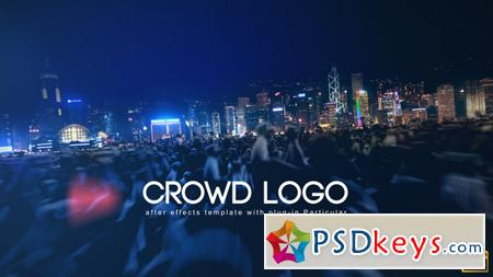 Crowd Logo 3540644 - After Effects Projects