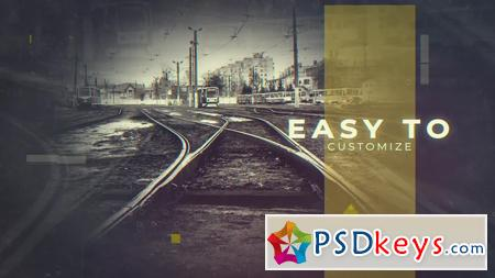 Slideshow After Effects Templates 63451 » Free Download