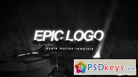 Epic Logo - Apple Motion 20621517