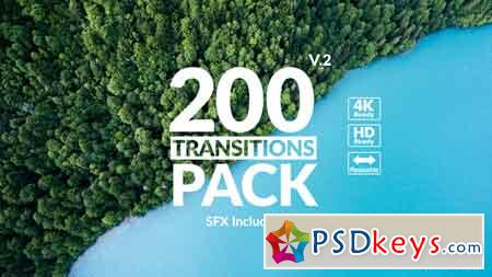 Transitions Pack 21721120 - After Effects Projects