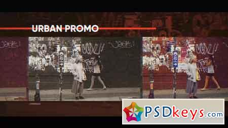 Urban Promo - 21876746 - After Effects Projects