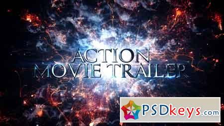 Action Movie Trailer After Effects Template 21426727