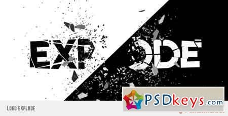 Logo Explode After Effects Template 2968476