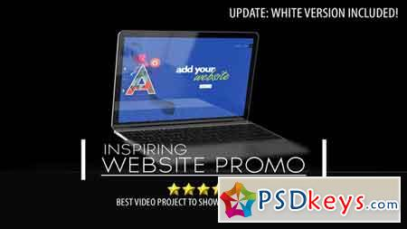 Inspiring Web Promo After Effects Template 20900349