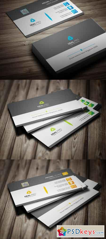 Business Card 2555739