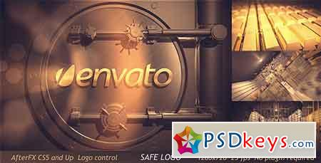 Safe Logo After Effects Template 6132535
