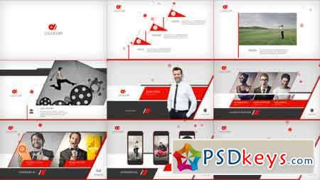 Corporate Vision After Effects Template 8304922