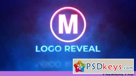 Smoke Logo Reveal Premiere Pro Templates 86066