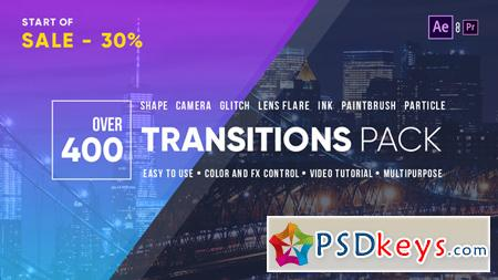 Transitions After Effects Template 21861548
