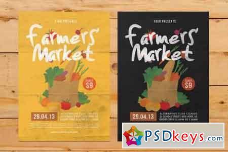 Farmers Market Flyer 2