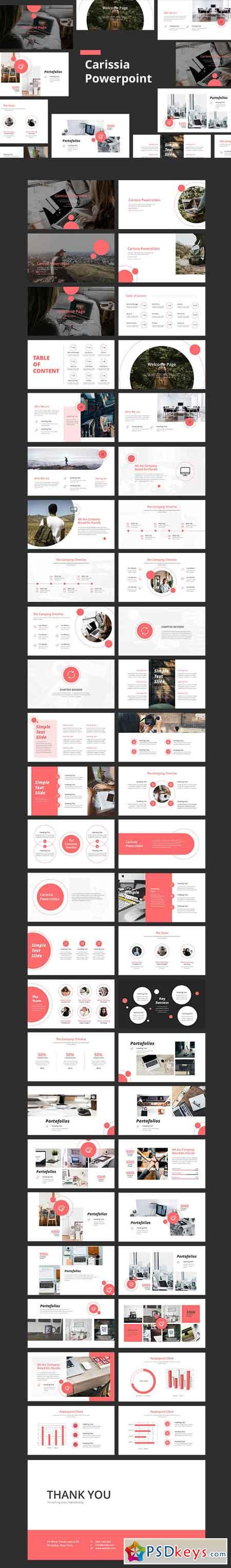 Carissia Powerpoint Templates 21968555