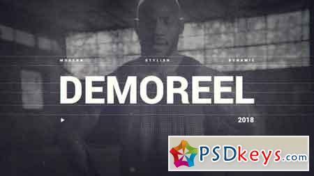 Dynamic Demo Reel Premier Pro Template 21654595