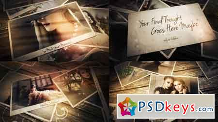 Photo Gallery After Effects Template 21773641