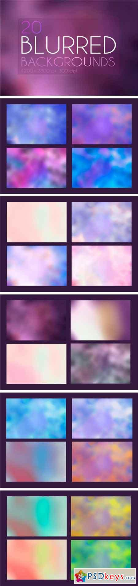 Blurred Backgrounds 2510879