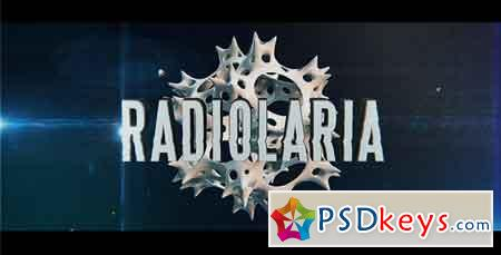 Radiolaria Trailer After Effects Template 8405537