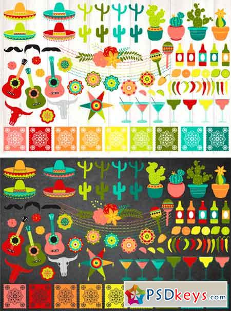 Cinco de Mayo Vector Clipart 89169