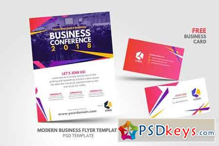 Modern Trend Business Conference 2609052