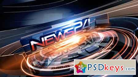 News 24 Package After Effects Template 19099955
