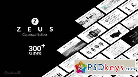 Zeus Corporate Builder After Effects Template 21794132