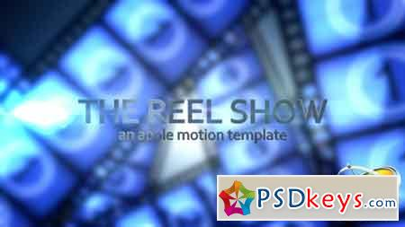 The Reel Show - Apple Motion 18431220