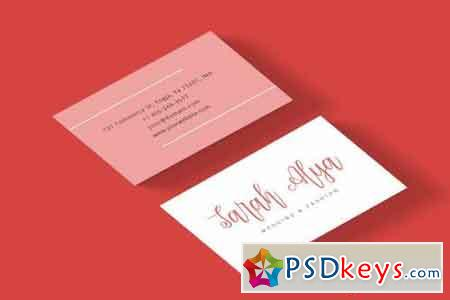 Wedding fashion business card template free download photoshop wedding fashion business card template flashek Gallery