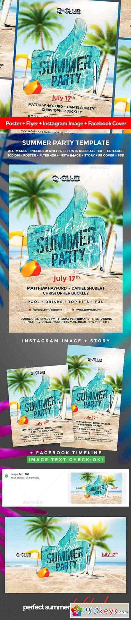 Summer Party 22024917