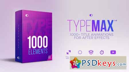 Big Titles Pack V1.2 After Effects Template 19429492
