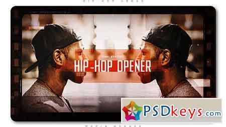 Hip Hop Urban Opener After Effects Template 20603115