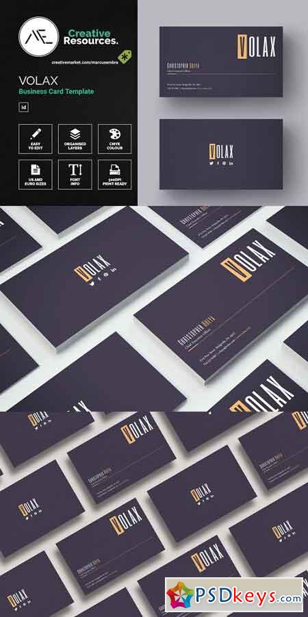 Volax Business Card 2419575