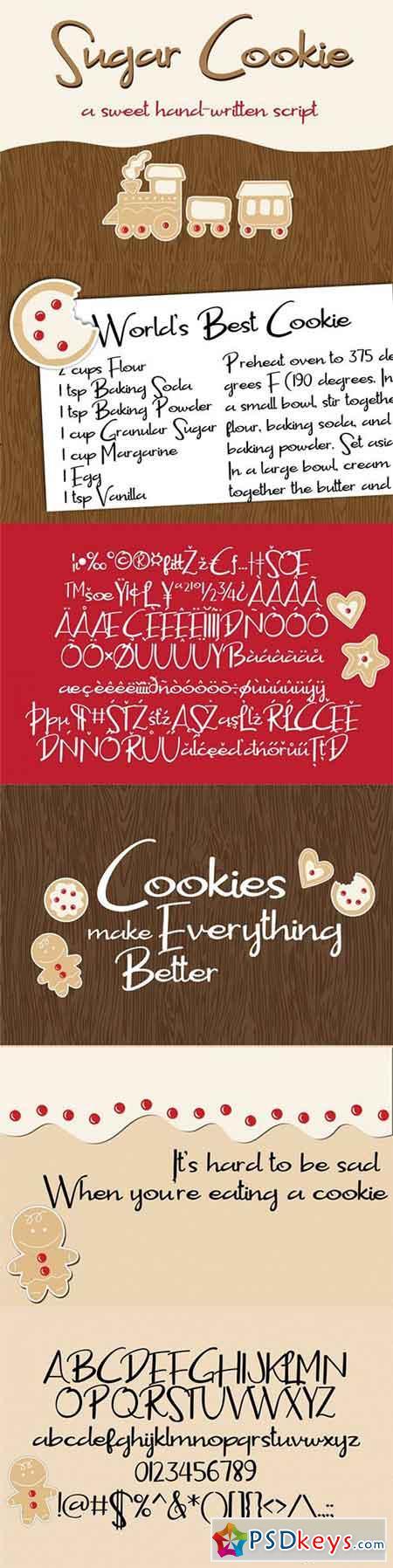 ZP Sugar Cookie 3459239