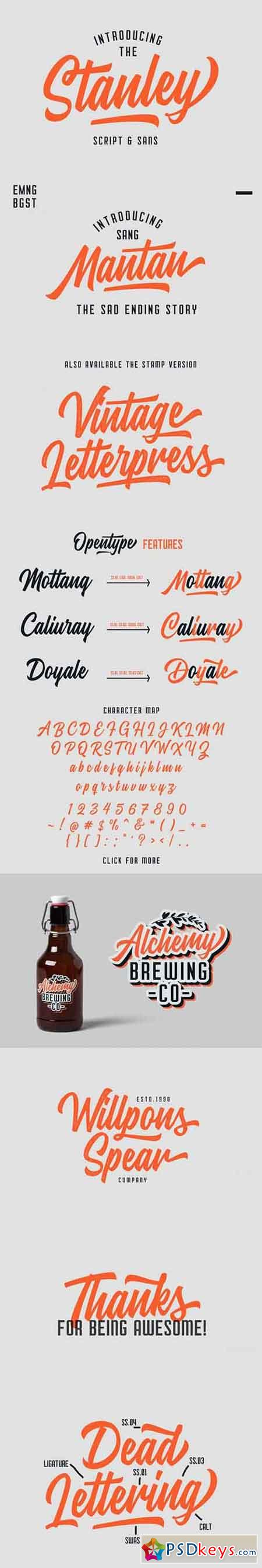 Stanley Font Duo 3465244