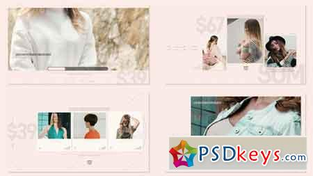 Fashion Shop After Effects Template 22082677