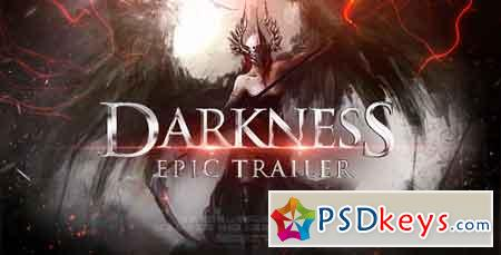 Epic Trailer - Darkness After Effects Template 11967294