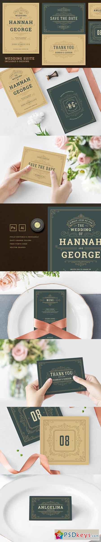 Wedding Invitation Suite 2635873