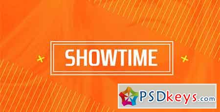 Showtime After Effects Template 15273767
