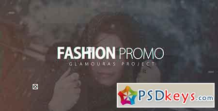 Fashion Promo After Effects Template 19293984
