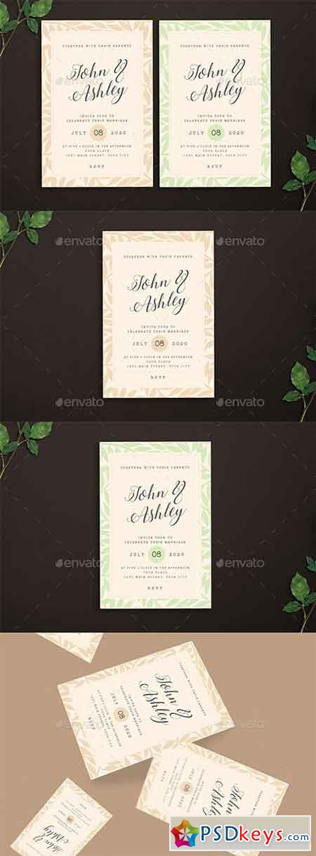 Wedding Invitation 22225057