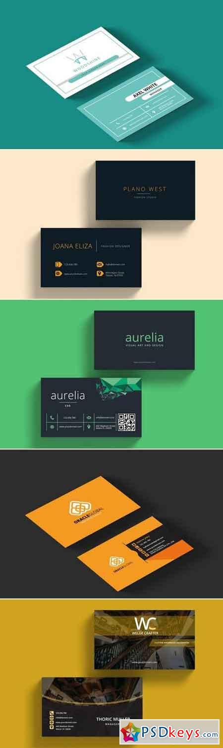 Business Card Bundle 9