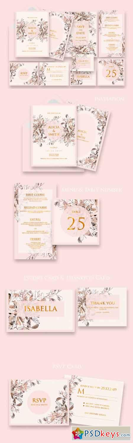 Sienna - wedding set Ac.9 3467925