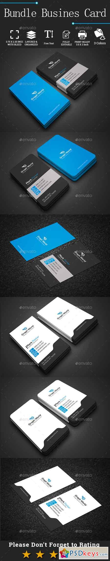 Bundle Business Cards 22135515