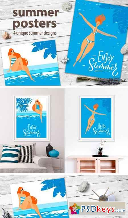 Summer Posters 2595054