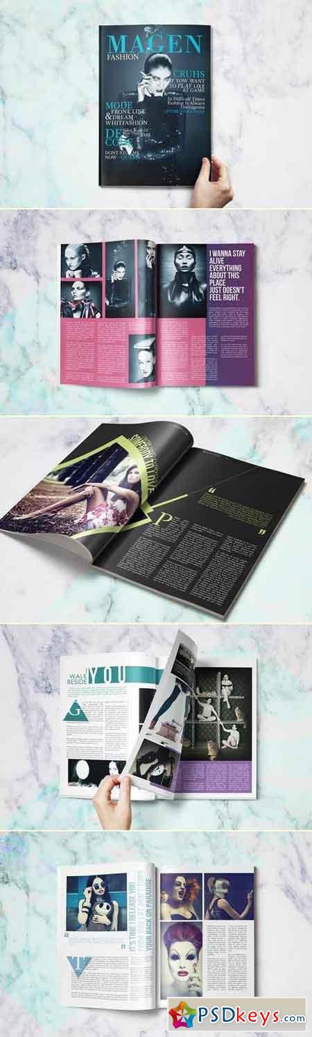 Fashion Magazine V3