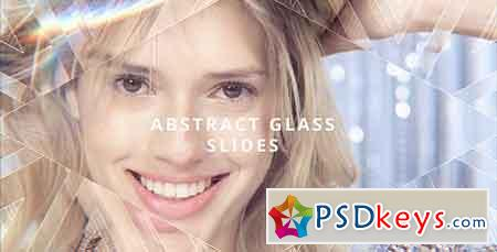 Abstract Glass Slides After Effect Template 14538639