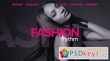 Fashion Rhythm Opener After Effects Template 20305064
