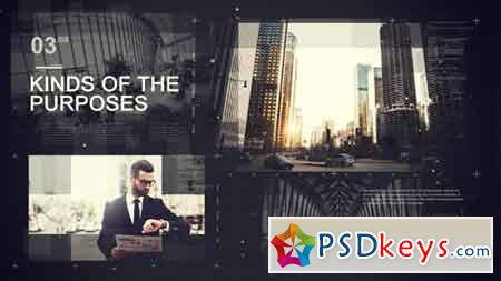 Corporate Promo 21359523 After Effect Template