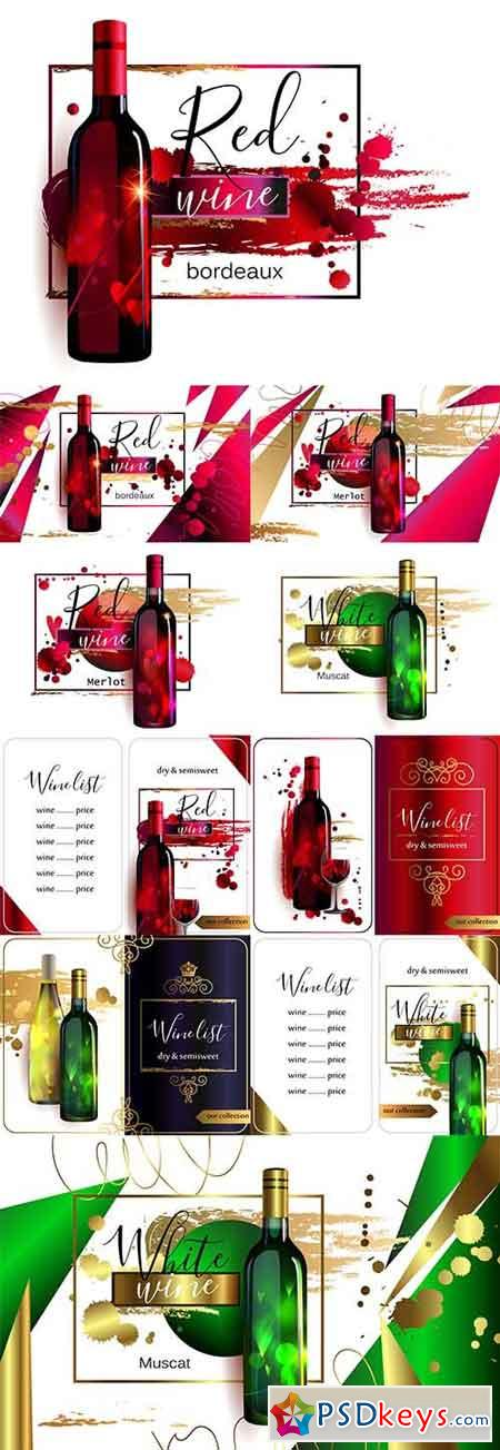 Wine Posters and Lists